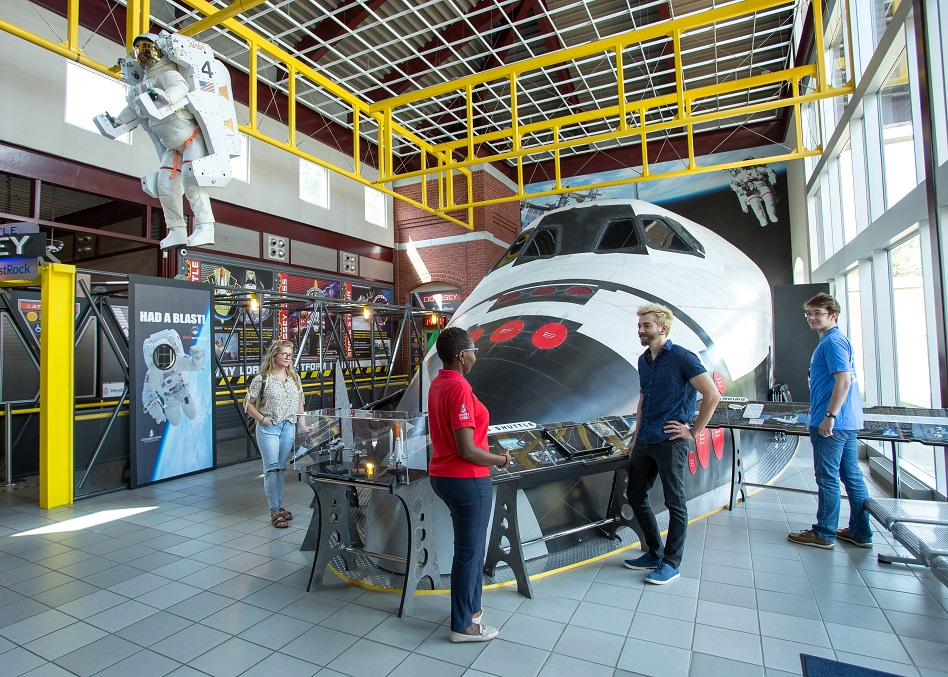 Coca-Cola Space Science Center Celebration July 16-17 to Mark 25 Years of 'Reaching for the Stars'